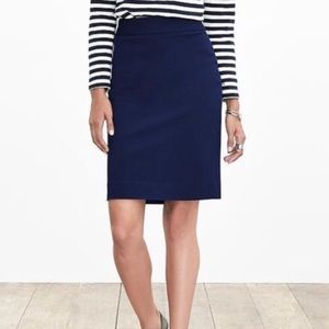 BANANA REPUBLIC | Sloan Stretch Pencil Skirt
